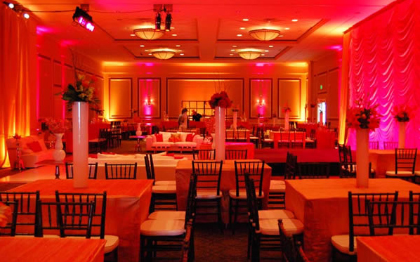 Orlando Up Lighting Rental Rent Led Up Lights In Central